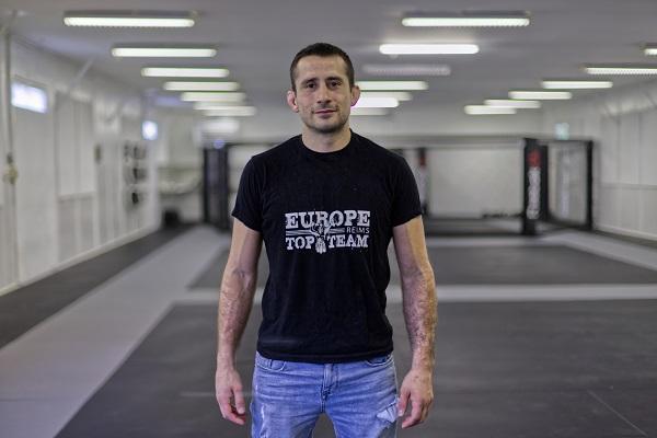 Anthony DIZY Président, Coach MMA