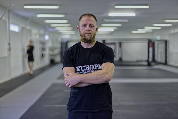 Olivier HEDOIN Coach Luta Livre/Grappling et Préparation Physique